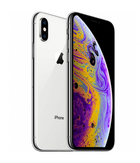 iPhone XS Max 256 GB Silver (2 SIM) Идеальное Б.У.