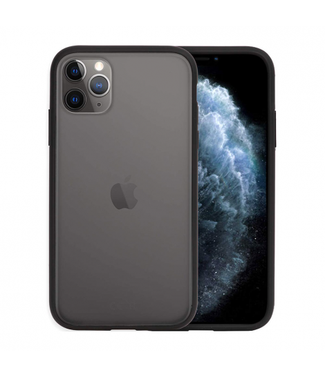 Чехол для iPhone 11 Pro Max Brosco STTPU Черный