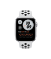 Apple Watch SE Nike+ 40mm GPS Silver Aluminum Case with Pure Platinum/Black Sport Band
