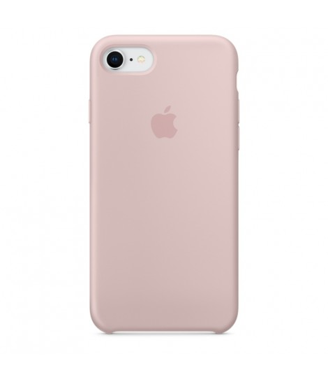 Чехол Apple iPhone 8/7 Silicone Case - Pink Sand