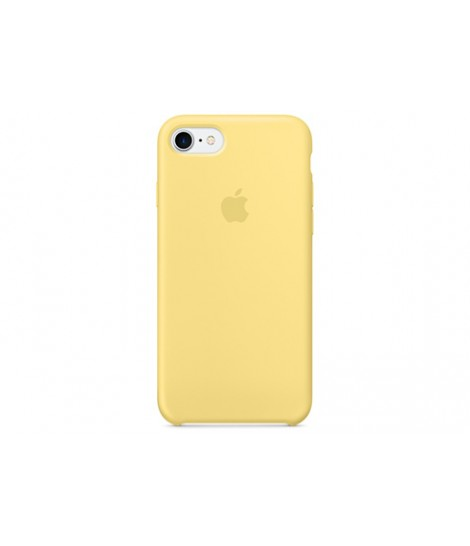 Чехол Apple Silicone Case iPhone 7/8 Yellow