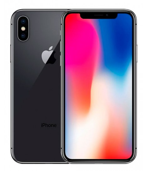Apple iPhone X 64GB Space Gray идеальное Б/У