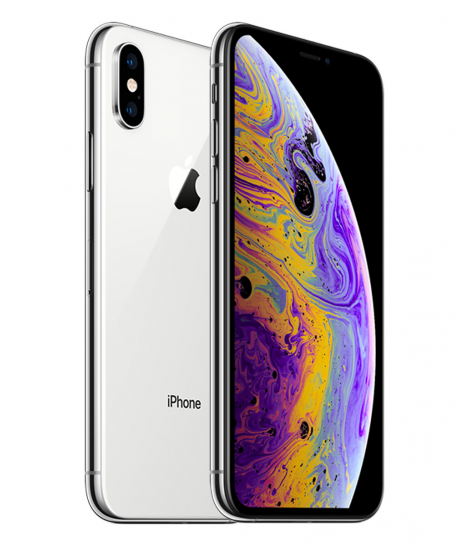 iPhone Xs 256GB Silver MT9J2