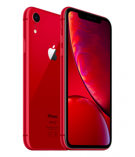 iPhone Xr 64GB Red MRY62
