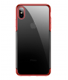 Чехол Baseus для iPhone XS, Shining, Red