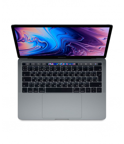 "MacBook Pro 13"" Retina Space Gray 512GB Touch Bar 2019"
